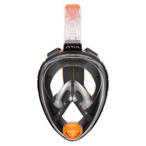 Full Face Snorkel ARIA Classic Black
