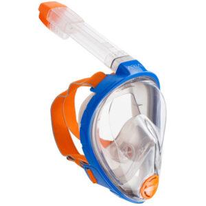 Full Face Snorkel ARIA Blue