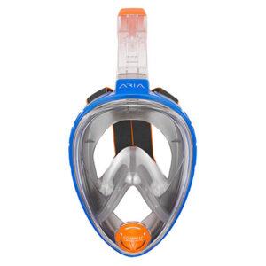 Full Face Snorkel ARIA Classic Blue