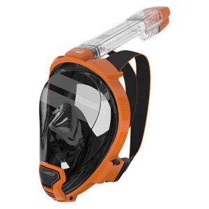 Full Face Snorkel ARIA QR Orange
