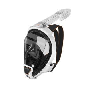 Full Face Snorkel ARIA QR White