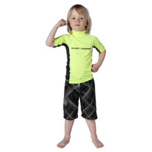 Cube Rash Vest Kid